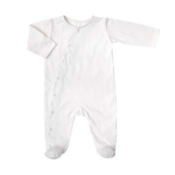 day+night babysuit . cream...