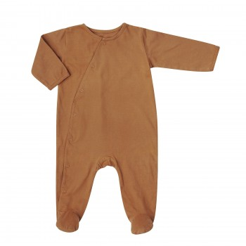 day+night babysuit . nut