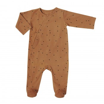 day+night babysuit . dots...