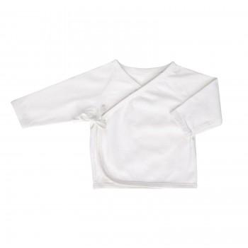 kimono cardigan . cream . 0-6m